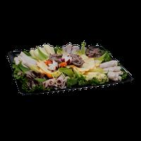 Boar's Head All American Meat & Cheese Deli Platter Serves 8-10