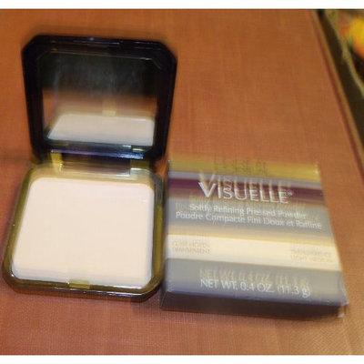 L'Oréal Paris Visuelle Softly Refining Pressed Powder
