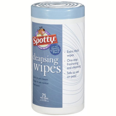 Spotty Cleansing Wipes