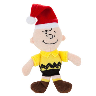 PeanutsA Charlie Brown Holiday Dog Toy
