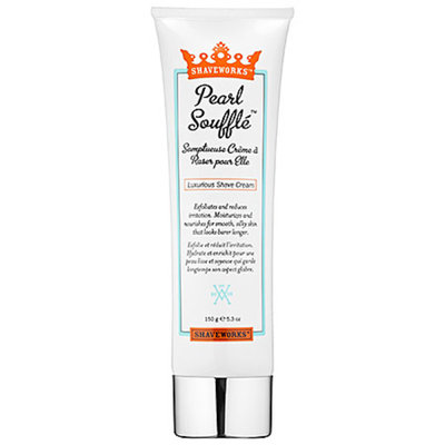 Shaveworks Pearl Souffle Luxurious Shave Cream 5.3 oz