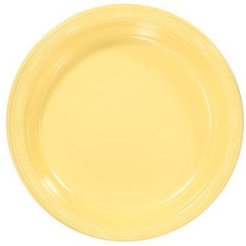 Hanna K Signature Hanna K. Signature 81310 10 in. Yellow Plastic Plate - 600 Per Case