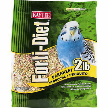 Kaytee Parakeet Forti-Diet Bird Food - 2 lb.