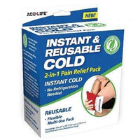 Acu-Life Health Enterprises Instant and Reusable Cold Pack