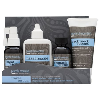Peaceful Mountain Travel Rescue Kit