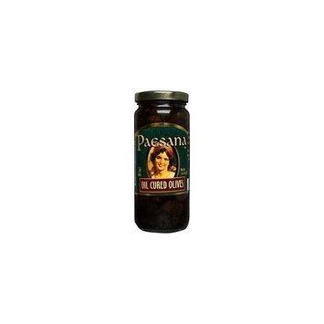 Paesana Oil Cured Olives (12x7 Oz)