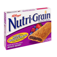 Kellogg's Nutri-Grain Mixed Berry Cereal Bars - 8 ct