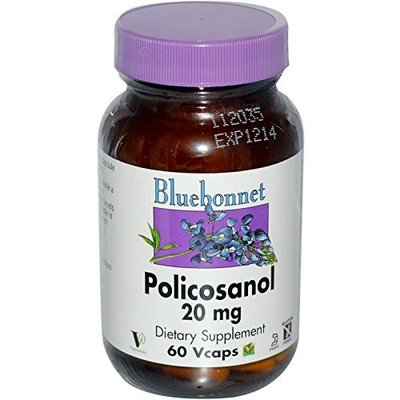 Policosanol 20mg Bluebonnet 60 VCaps