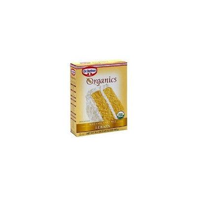 Dr. Oetker: Organics Lemon Cake Mix (1 X 16.2 Oz)
