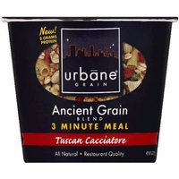 Urbane Grain Ancient Grain Blend Tuscan Cacciatore 3 Minute Meal, 2 oz, (Pack of 6)