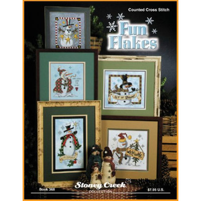 Stoney Creek Collection, Inc. Stone Creek Fun Flakes-Stoney Creek Books