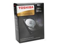 Toshiba X300 4TB 3.5 Internal Hard Drive - Sata - 7200 - 128MB Buffer (hdwe140xzsta)