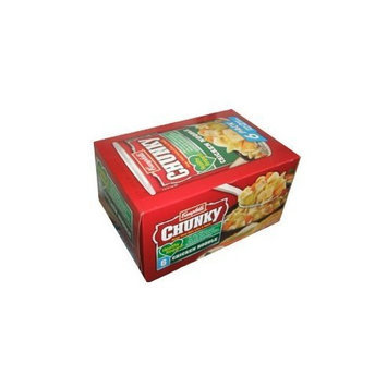 Campbells Chunky Chicken Noodle Soup Healthy Request 6 Can Value Pack