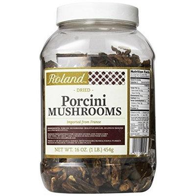Roland Dried Porcini Mushrooms, 16-Ounce Jar