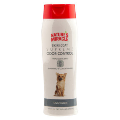 Nature's Miracle NATURE'S MIRACLETM Unscented Dog Shampoo & Conditioner