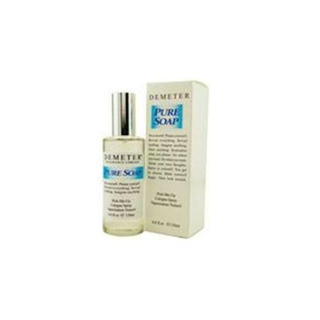 Demeter By  Pure Soap Cologne Spray 4 Oz