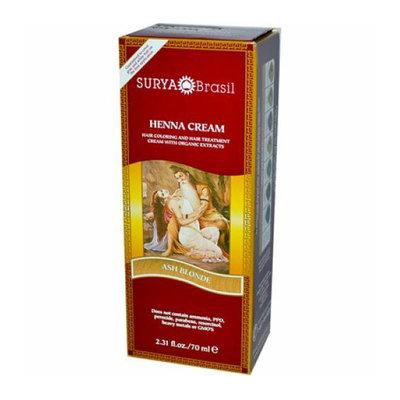 Surya Brasil Surya Henna Cream Ash Blonde 2.31 fl oz