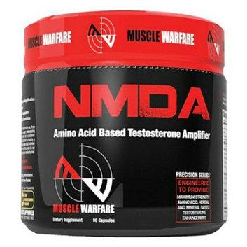 Muscle Warfare NMDA Amino Acid Testosterone Amplifier