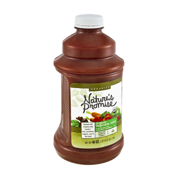 Nature's Promise Organics Organic Vegetable Juice