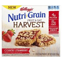 Kellogg's® Nutri-grain® Fruit & Oat Harvest Country Strawberry Bars