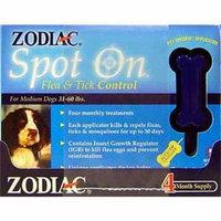 Zodiac Spot On Flea and Tick Control for Dog