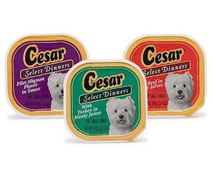 Cesar Gourmet Dinners