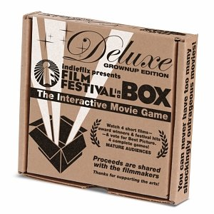 IndieFlix Film Festival in a Box: The Interactive Movie Game