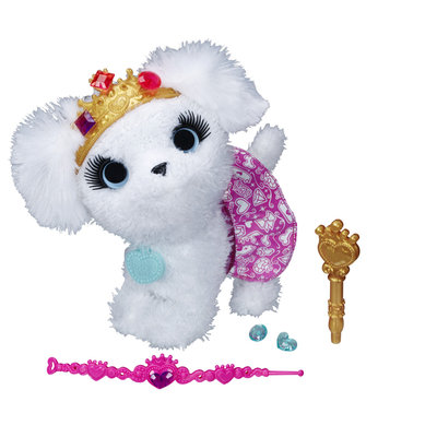 Furreal Friends FurReal Friends Pets with Style Design n Style Princess Pup Pet - HASBRO, INC.