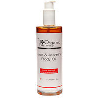 The Organic Pharmacy Rose and Jasmine Body Oil, 100 ml