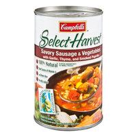 Campbell's Select Harvest Savory Sausage & Vegetables Soup