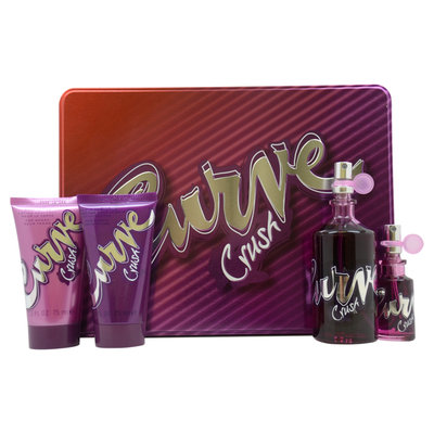 Curve Crush by Liz Claiborne - Gift Set for Women