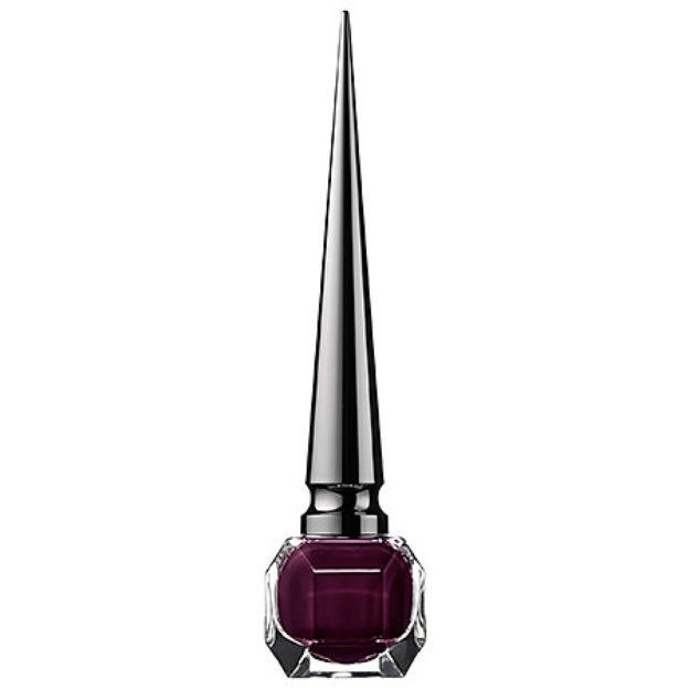 Christian Louboutin Nail Colour - The Noirs Lady Page 0.4 oz