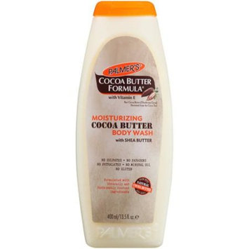Palmer's Moisturizing Cocoa Butter Body Wash, 13.5 fl oz