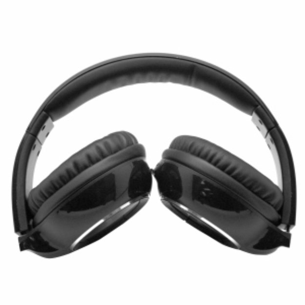 Hype Deluxe Folding Bluetooth Stereo Headphone, 1 ea
