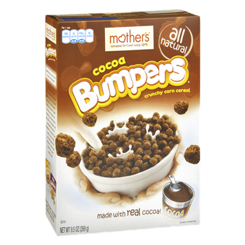 Mother's Cocoa Bumpers Crunchy Corn Cereal