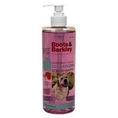 Boots & Barkley Grapefruit Grove Deodorizing Dog Shampoo 16 oz