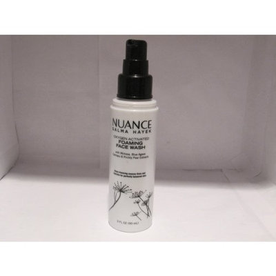 Nuance Salma Hayek Oxygen Activated Foaming Face Wash