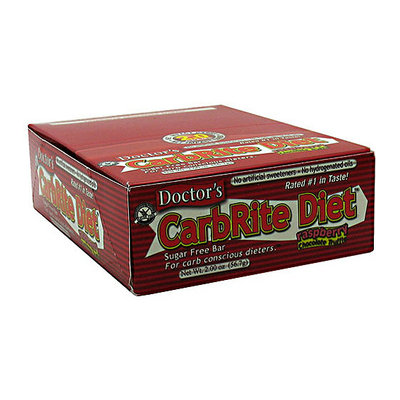 Doctor's CarbRite Diet Raspberry Chocolate Truffle Bars