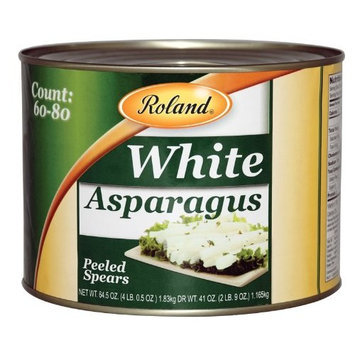 Roland Peeled White Asparagus Spears