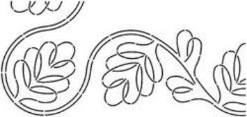 Sten Source Quilt Stencils By Pepper Cory, 7