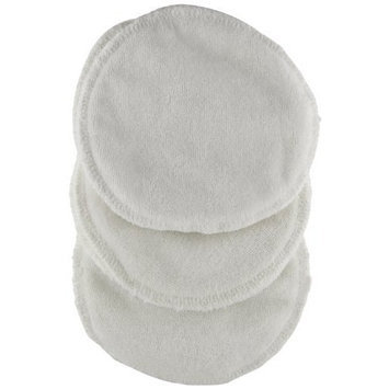 Itzy Ritzy Washable Nursing Pads Set, Cream