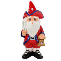 Team Bean Thematic Gnome Philadelphia Phillies