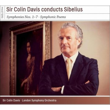 Rca Red Seal SIR COLIN DAVIS - COLIN DAVIS CONDUCTS SIBELIUS