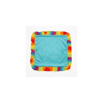 One Grace Place 10-34025 Terrific Tie Dye Binky Blanket