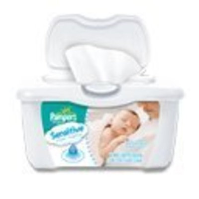 Pampers Baby Wipes Natural Unscented Baby Wipes with Aloe Refill 3X