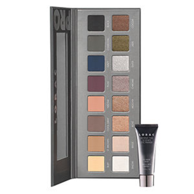 Lorac LORAC PRO Eyeshadow Palette 2 With Mini Eye Primer