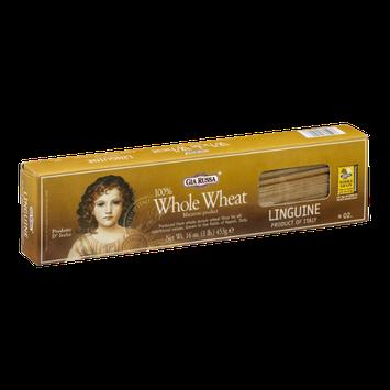 Gia Russa 100% Whole Wheat Linguine