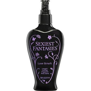 Sexiest Fantasies Love Struck Fragrance Body Spray