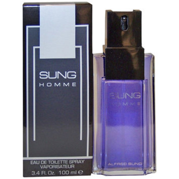 Sung by Alfred Sung Men's Eau De Toilette Spray