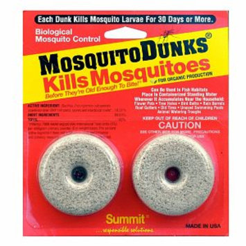Mosquito Dunks Biological Mosquito Control